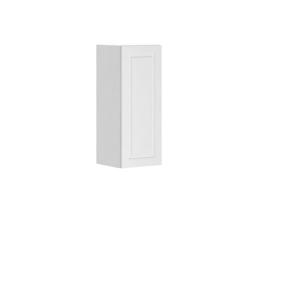 Lausanne Ready to Assemble 12x30x12.5 in. Florence Wall Thermofoil Cabinet with