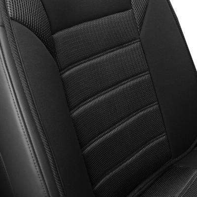 Polyester 47 in. x 23 in. x 1 in. Premium Full Set Seat Cushions