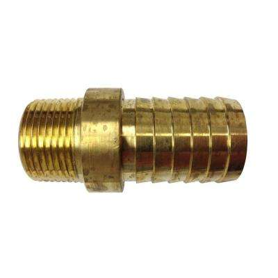 3/4 in. x 1 in. Brass Male Increasing Adapter