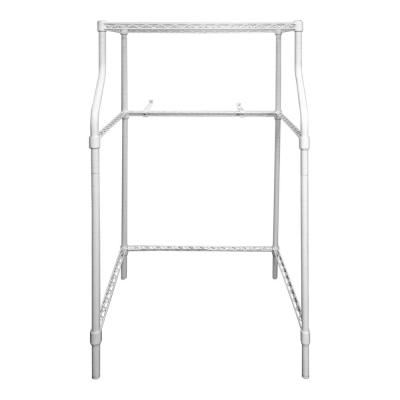 Compact Laundry Appliance Stand
