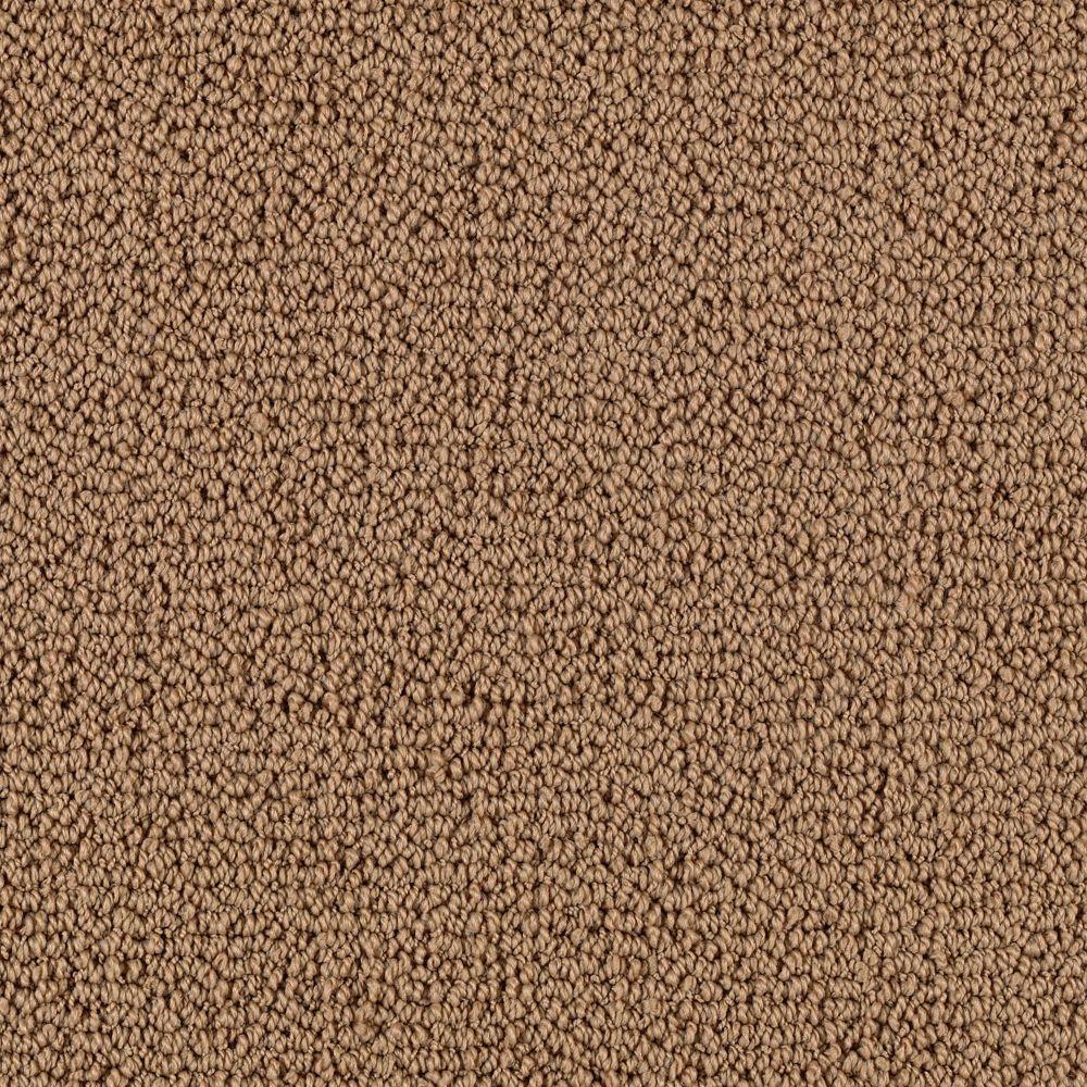 Platinum Plus High Plains (Solid) - Color Golden Orchard 12 ft. Carpet
