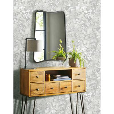 28.29 sq. ft. Wildflower Shadows Peel and Stick Wallpaper