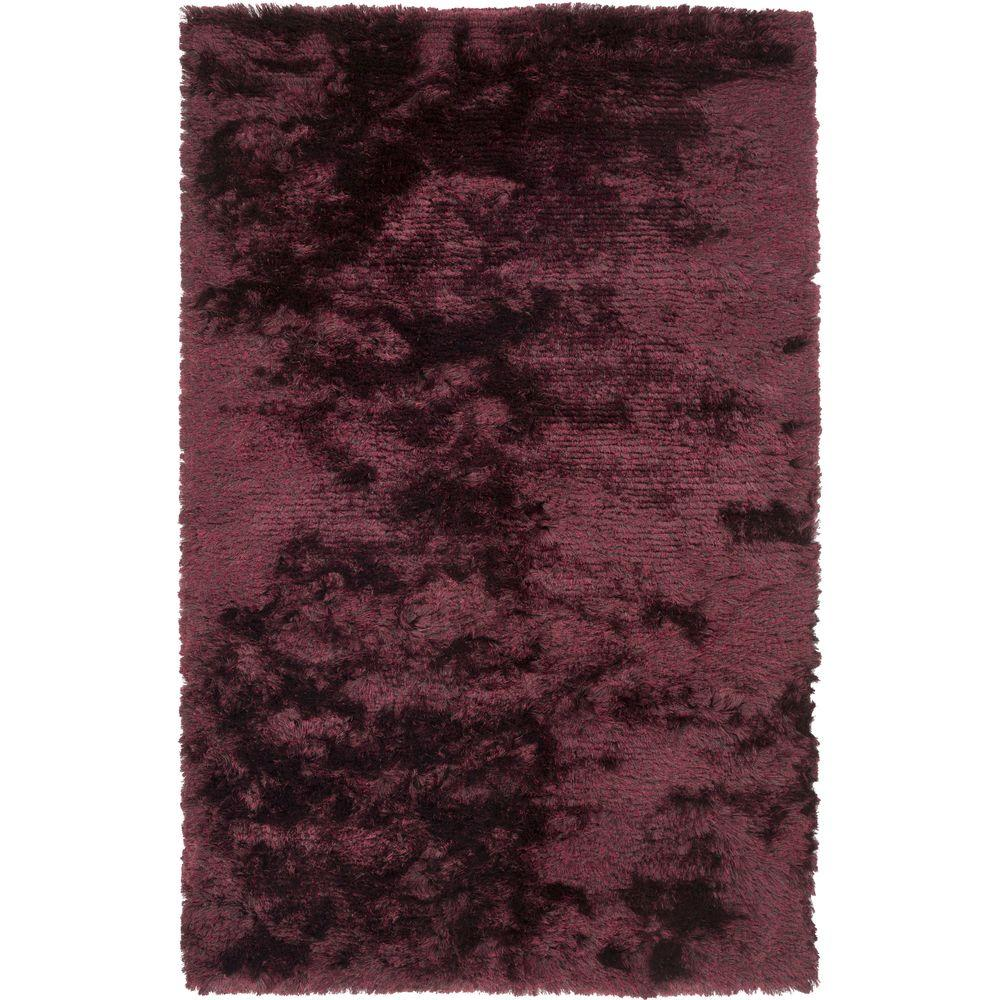 Vianden Black 8 ft. x 10 ft. Indoor Area Rug
