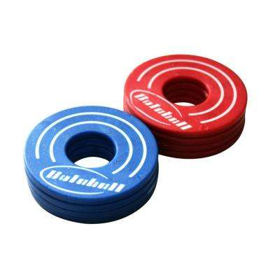Accessory Pack Blue and Red Washers