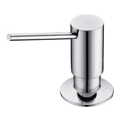 Soap Dispenser in Chrome