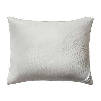 Breeze 1.0 Standard Foam Bed Pillow