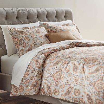 Plazzo Seabreeze King Duvet