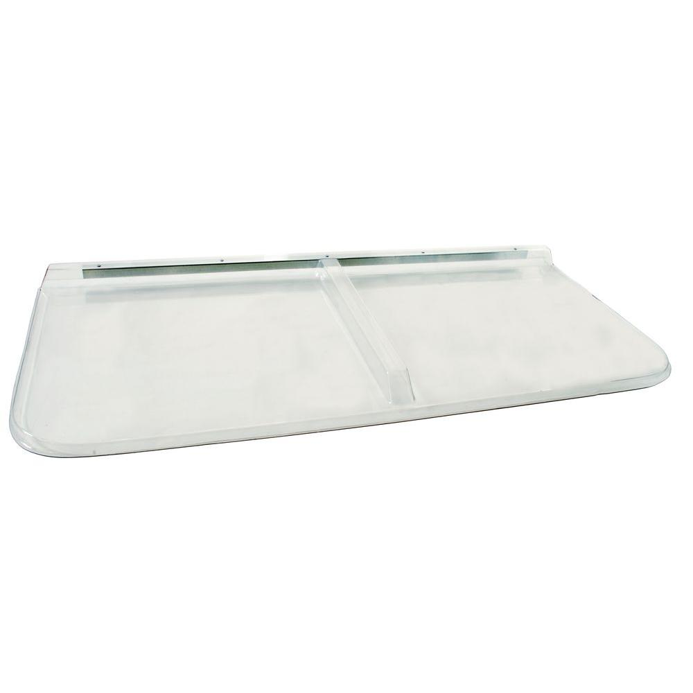 Shape Products 57 In X 26 In Polycarbonate Rectangular
