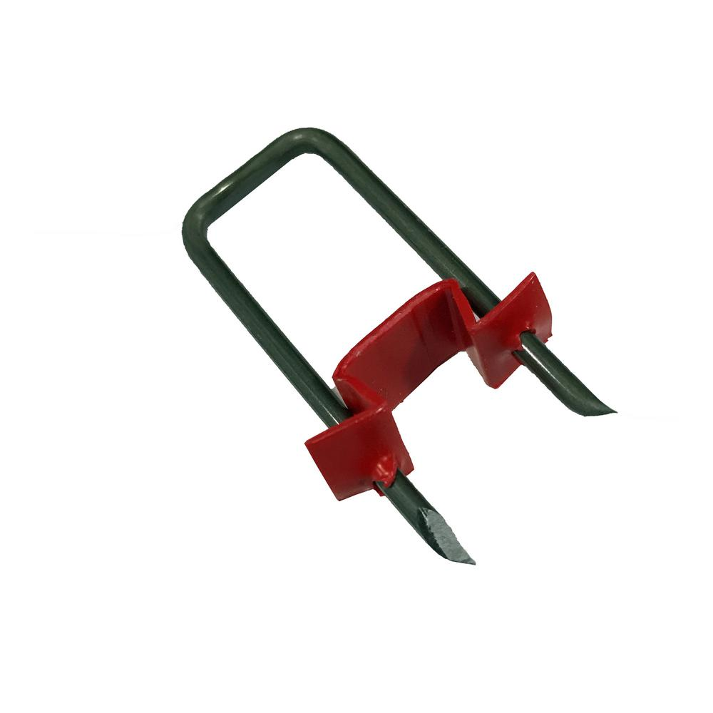 1-1/2 in. and 1/2 in. Metal Insulated Stacker Staple (50-Pack)