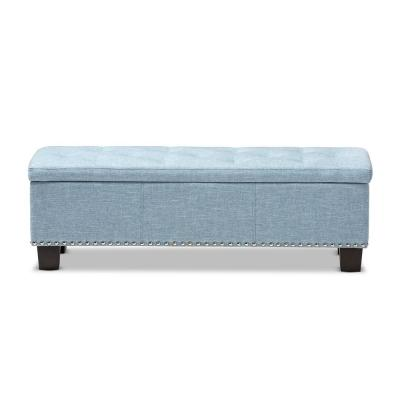 Hannah Light Blue Bench