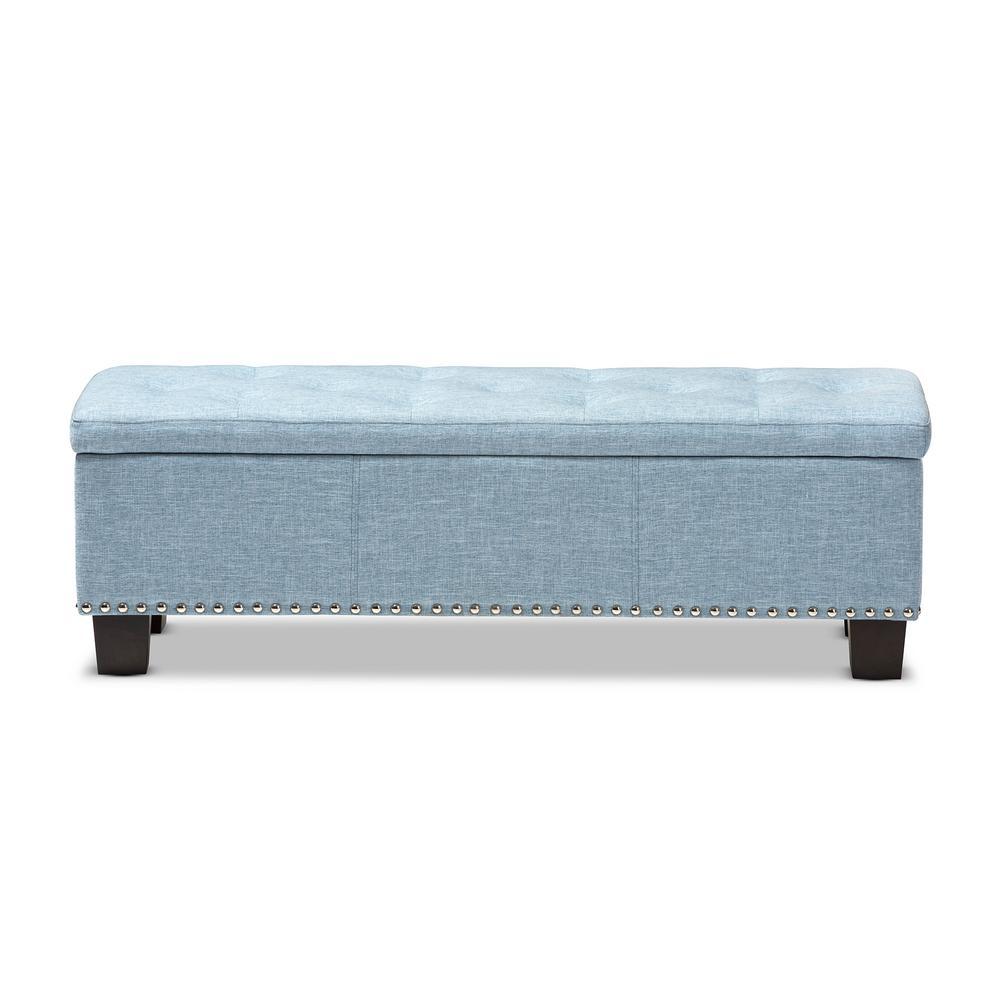Hannah Light Blue Bench