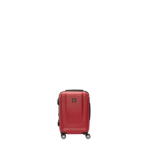 67709e2a50 Ful Load Rider 29 in. Red Hard Sided Spinner Rolling Luggage Suitcase