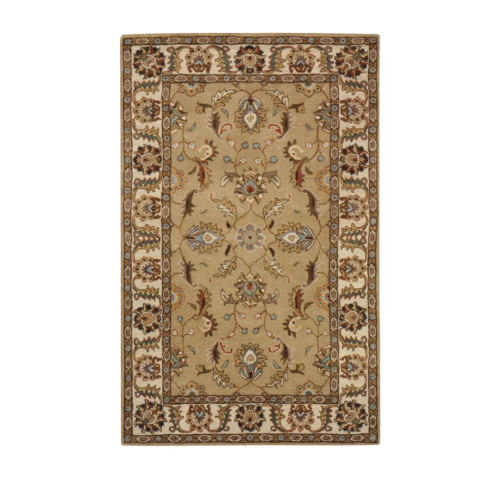 Home Decorators Collection Aristocrat Beige 7 Ft 6 In X 9 Ft 6 In Area Rug 0167540810 The