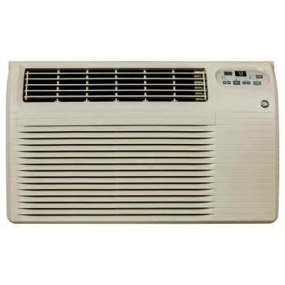 12,000/11,800 BTU 230/208-Volt Through-the-Wall Air Conditioner with Heat and Remote