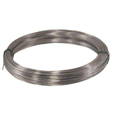 100 ft. 12-Gauge Galvanized Wire