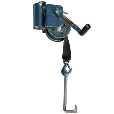Winch Leveling System