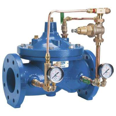 4 in. Iron Pressure Reducing Valve