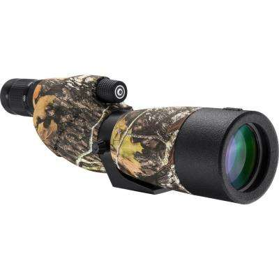 Level 20-60 mm x 65 mm Hunting/Nature Viewing WaterProof Spotting Scope in Mossy Oak