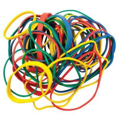 #54 Multi-Color Rubber Band