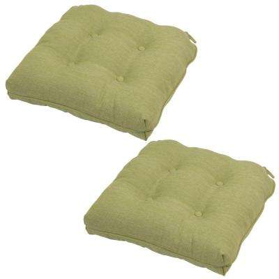 20 5 X Outdoor Chair Cushion In Standard Luxe Solid 2 Pack