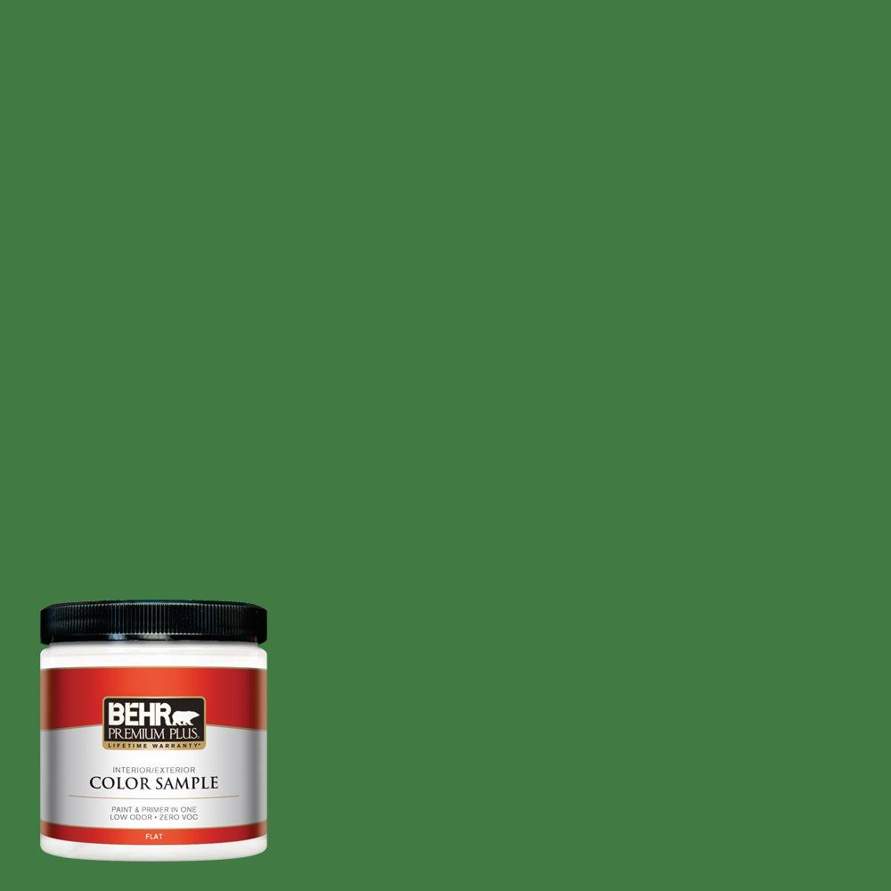 8 oz. #M390-7 Hills of Ireland Interior/Exterior Paint Sample