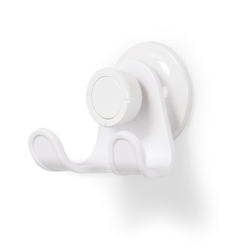 Umbra Flex Gel-Lock Double Hook White