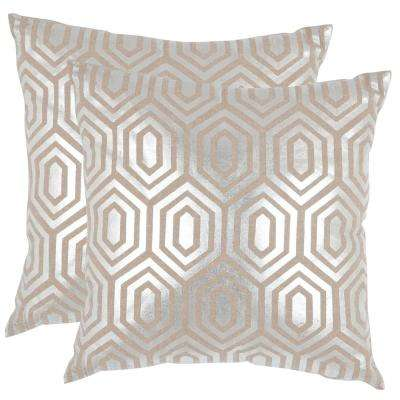 Harper Metallics Pillow (2-Pack)