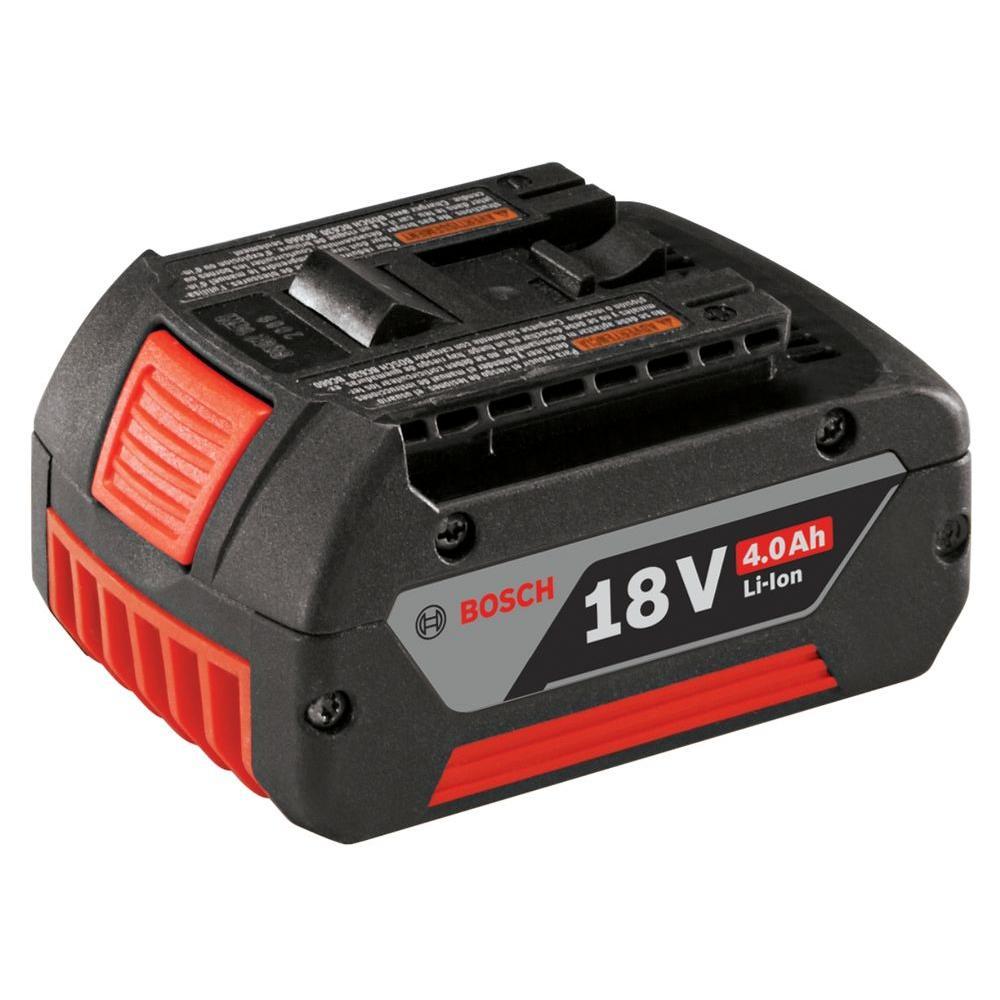 18-Volt Lithium-Ion 4.0 Ah Battery