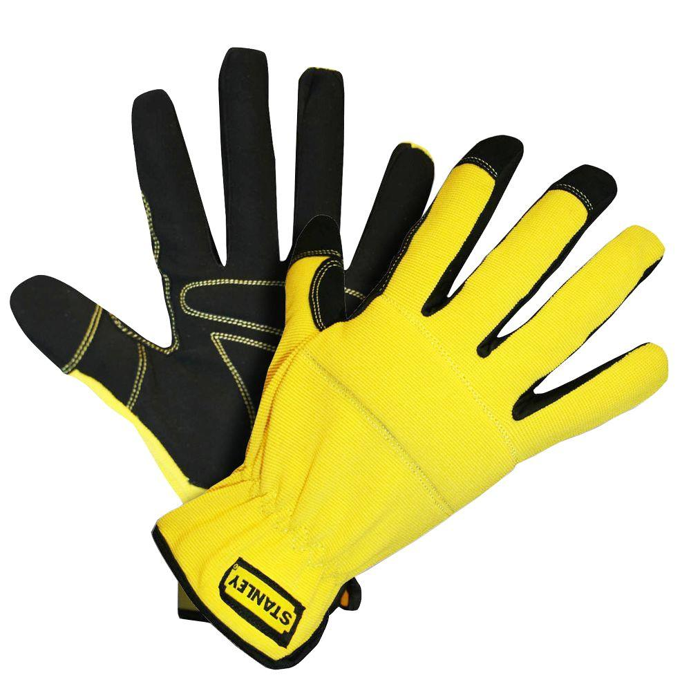 Stanley Prodex High Dexterity Synthetic Leather Slip-On Medium Glove