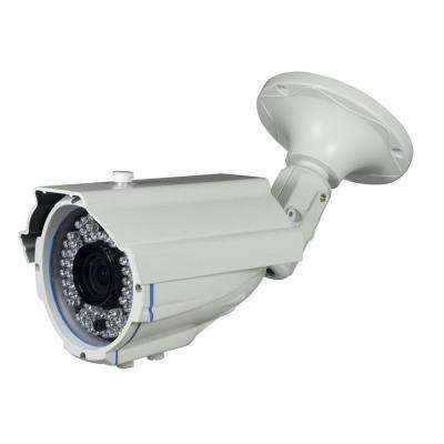 HD Series Wired 1000TVL Indoor or Outdoor Security Bullet Standard Surveillance Camera with 120 ft. of Night Vision