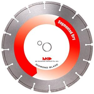 MK Diamond 12 inch x 16 Tooth General Purpose Dry Cutting Diamond Circular Saw Blade by MK Diamond