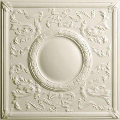 Bella Sand 2 ft. x 2 ft. Lay-in or Glue-up Ceiling Panel (Case of 6)