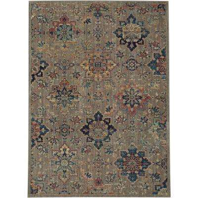 Isabella Grey 8 ft. x 10 ft. Area Rug
