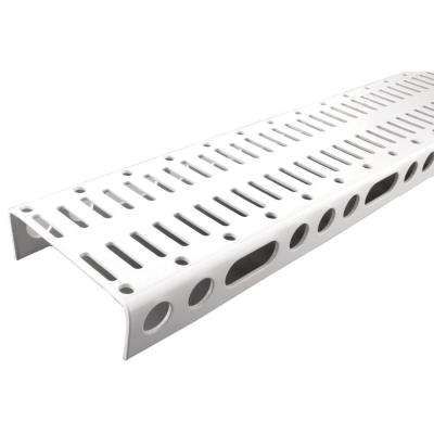 72 in. L Heavy-Duty Horizontal Track