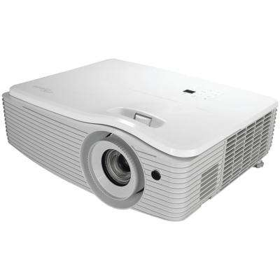 1280 x 800 WXGA Widescreen Data and Business Projector with 5000 Lumens