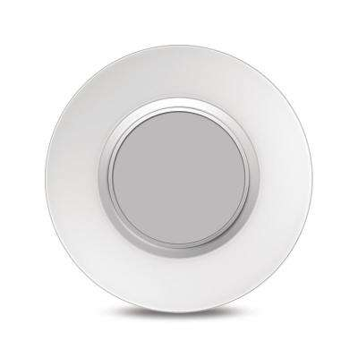 SMART+ Surface Light 100-Watt Equivalent Adjustable White Integrated LED Flushmount