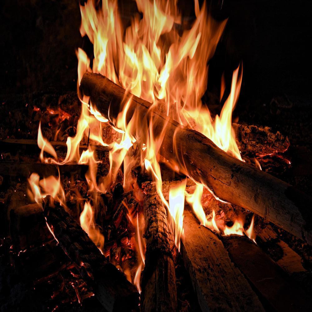 400-Watt Infrared Electric Panel Heater Fireplace Design