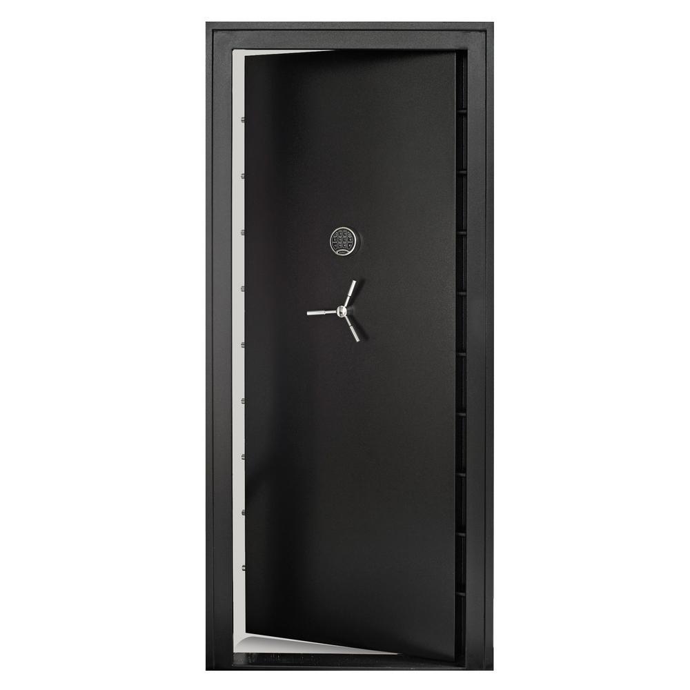 H Vault Room Safe Door  sc 1 st  Home Depot & SnapSafe 36 in. W x 80 in. H Vault Room Safe Door-75415 - The Home Depot