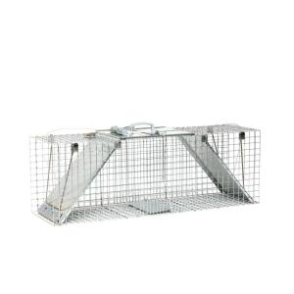 Havahart Large 2-Door Easy Set Live Animal Cage Trap by Havahart