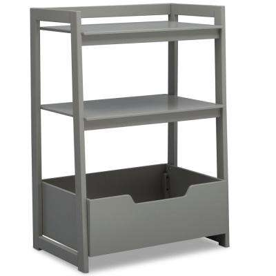 Universal Grey Small Ladder Shelf