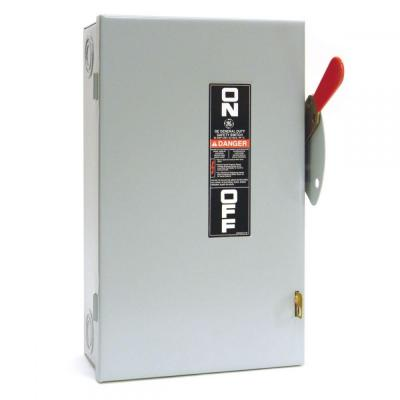 60 Amp 240-Volt Fusible Indoor General-Duty Safety Switch
