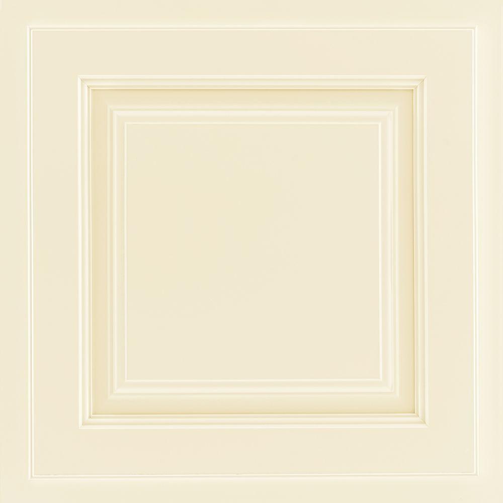 14 9 16x14 1 2 In Cabinet Door Sample In Newport Painted Silk