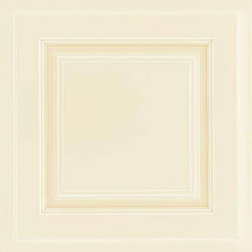 14-9/16x14-1/2 in. Cabinet Door Sample in Newport Painted Silk