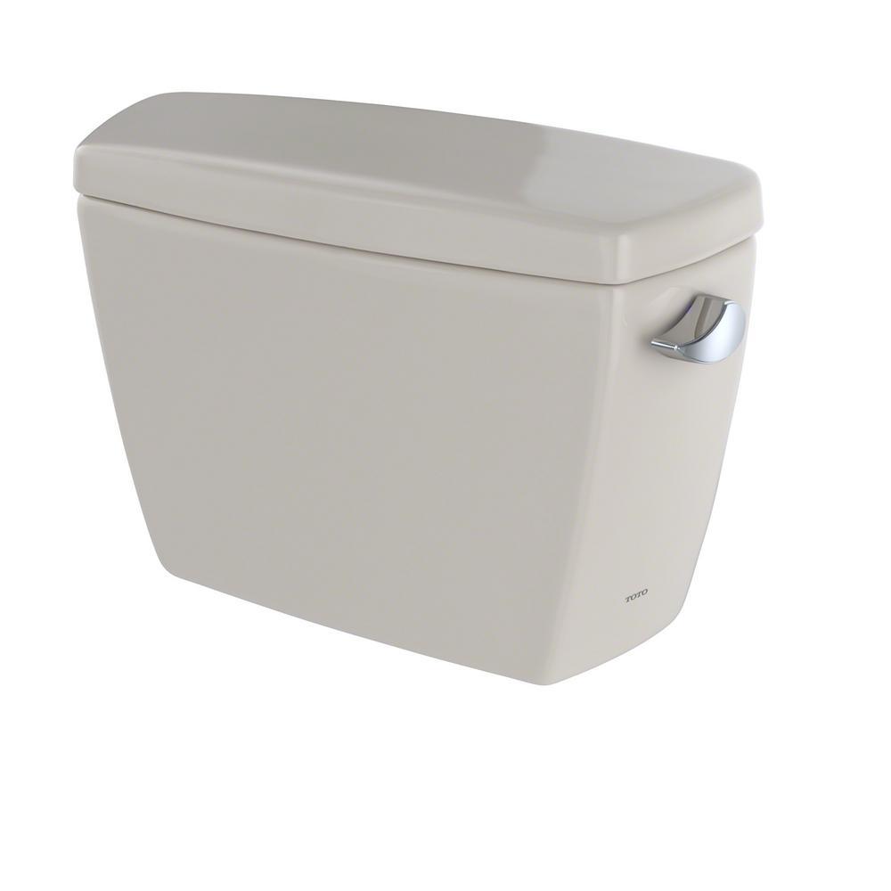 Toto Drake 1 6 Gpf Single Flush Toilet Tank Only With