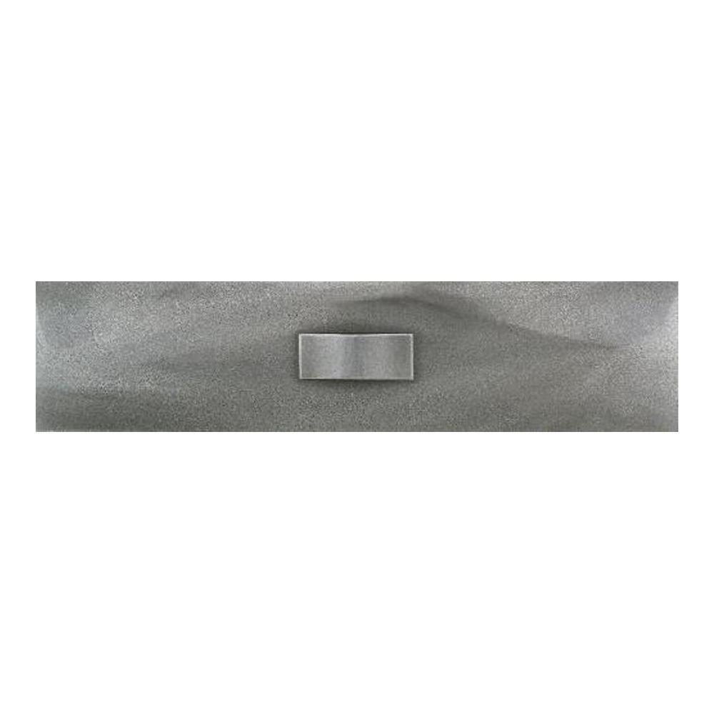 Urban Metals Stainless 3 in. x 12 in. Composite Geo Liner