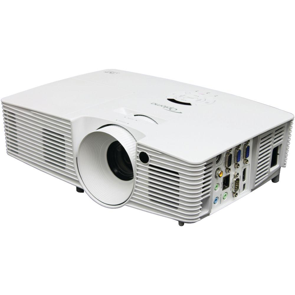 Optoma 1920 x 1200 High-End Data Projector with 4500 Lumens
