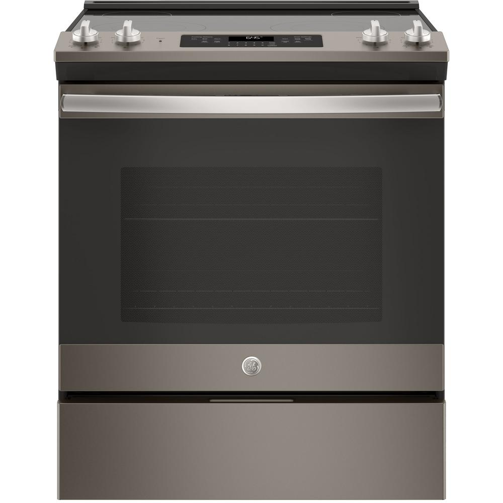 Slide In Electric Range With Self Cleaning Oven