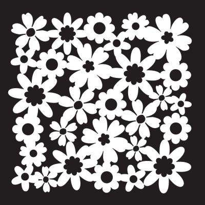 Ditsy Floral Small Painting Stencils