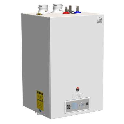 Prestige Excellence 110 Condensating Gas Boiler Water Heater with 86000-99000 BTU and 1100000 Input Modulating