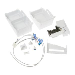Instruction to install the Amana 1C13b ice maker in a ...